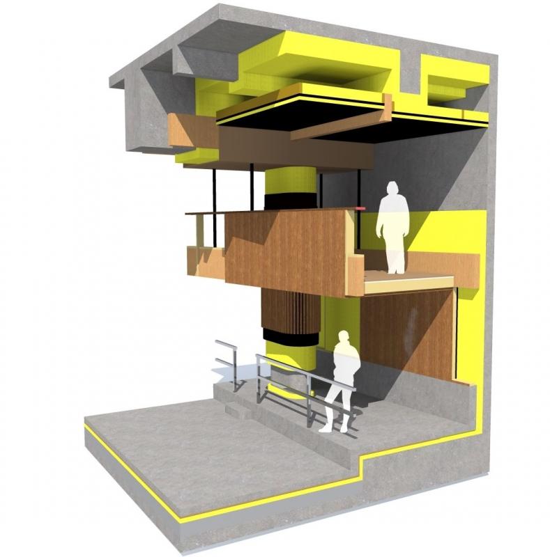 cabinet d 39 architectes reflektor. Black Bedroom Furniture Sets. Home Design Ideas